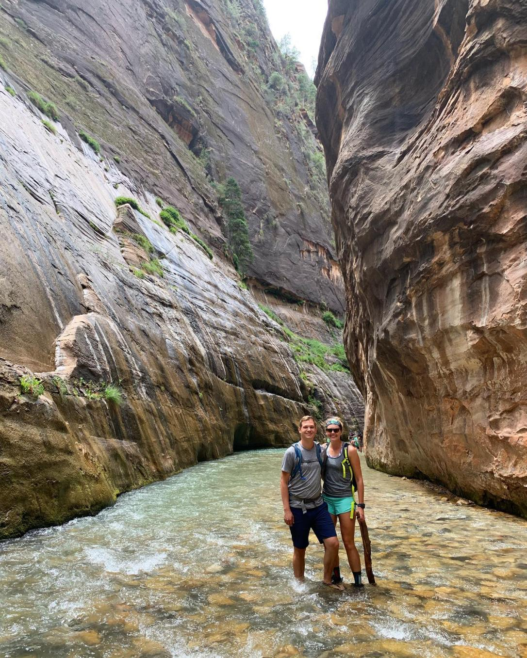 Zion- The Narrows